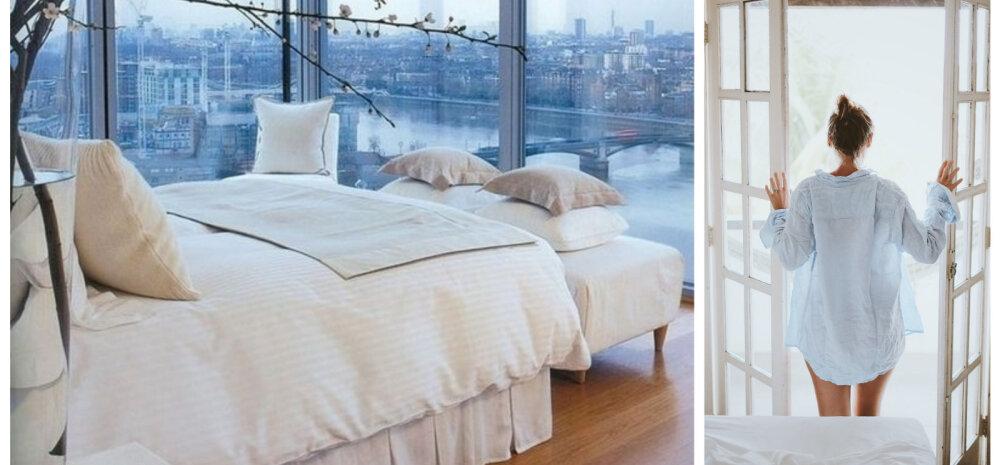 ИДЕИ │ Как улучшить атмосферу в спальне