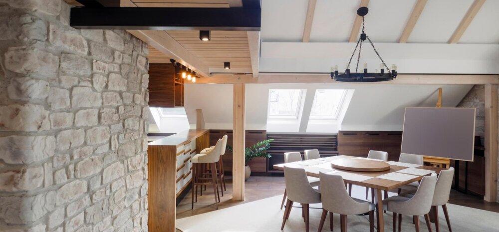 FOTOD | Ammuta inspiratsiooni katusealuse ruumi kujundamiseks