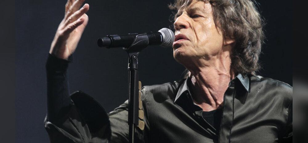 FOTOD: Rokkstaar murdus! Mick Jaggeri esmaemotsioon pärast kallima enesetappu: šokk, lein, õud