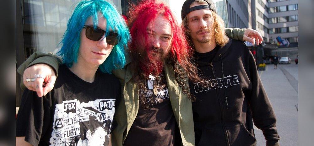 PUBLIKU MIKKER: Max Cavalera ja pojad: oleme algupärane metal-perekond!