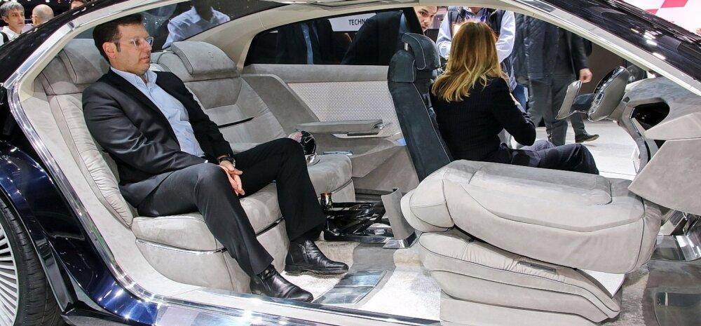 Genfi autonäitus, kontseptautod