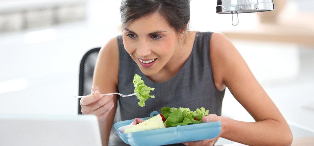 Kui sul on pidevalt kiire ja ei jõua toitumise peale mõelda, on karjäärinaise dieet just sulle mõeldud!