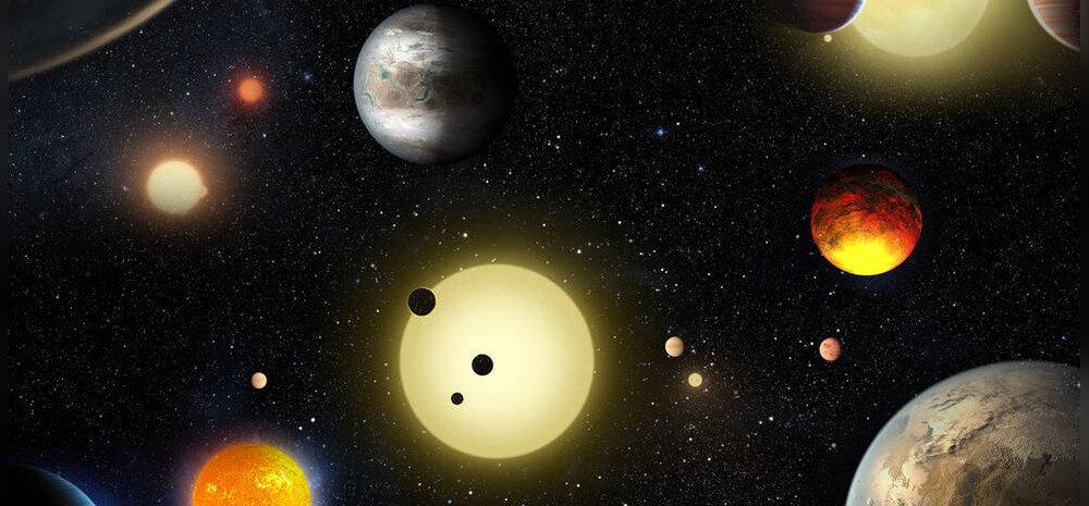 NASA on tänaseks kirja saanud juba 3400 planeeti väljaspool meie süsteemi