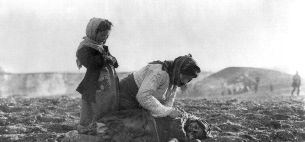 Tunnistaja Armeenia genotsiidist: Kaks miljonit inimest aeti kõrbesse surema