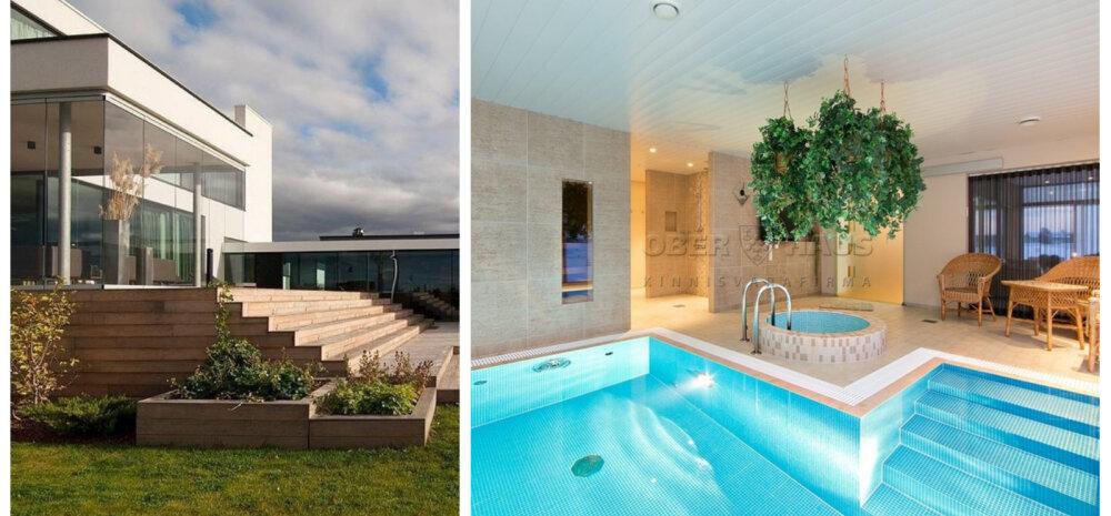 FOTOD | Vaata võimsaid koduspaaga eramuid, mis uut omanikku otsivad