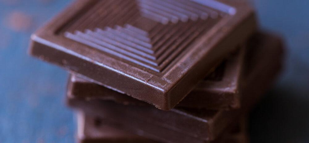 Maiasmokad, pöörake pilgud siia! Taevalik patuvaba šokolaadikook, mida võid vabalt süüa
