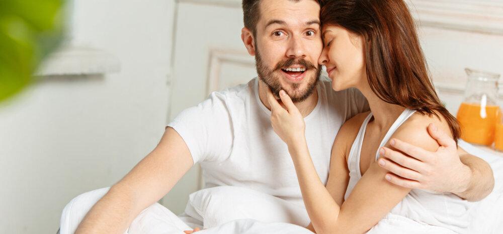 Seda sa tahad küll teada: meeste 10 seksisoovi