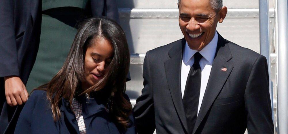 Kenya advokaat pakub Obamale tütre Malia käe eest 150 karilooma