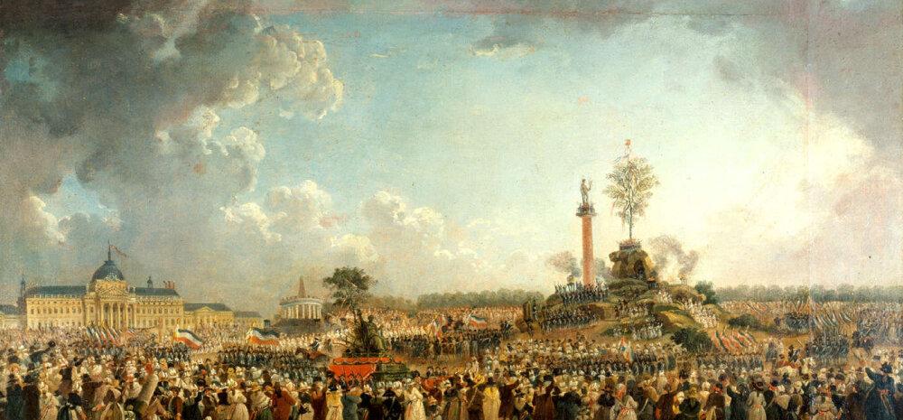 Ülima Olendi kultus ehk kuidas prantslased uue riigiusundi leiutasid ja milleni see viis