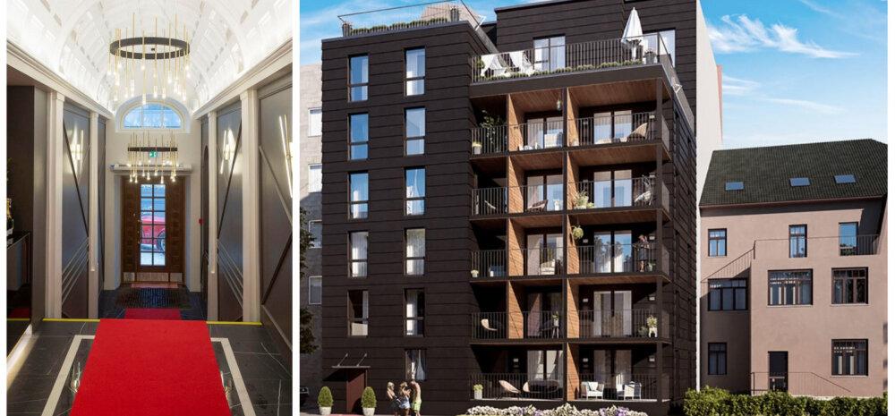 ФОТО | Роскошный арендный дом предлагает делать микроинвестиции