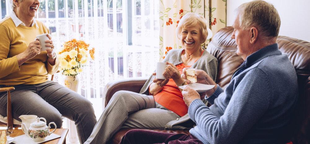 Joo tass teed päevas! See vähendab Alzheimeri riski dramaatiliselt — lausa 86%