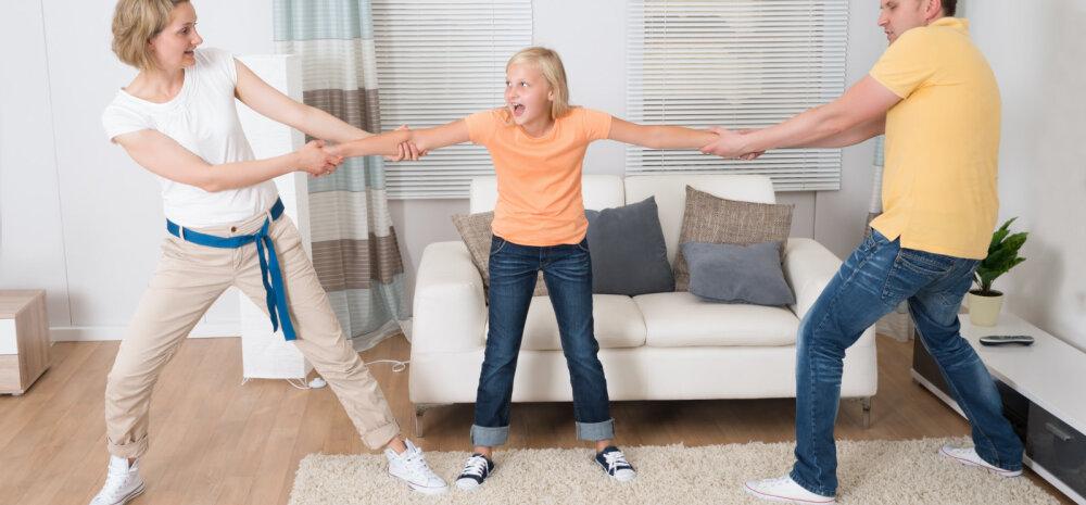 Põhjus, miks su suhted ei toimi: su isa pettis su ema!