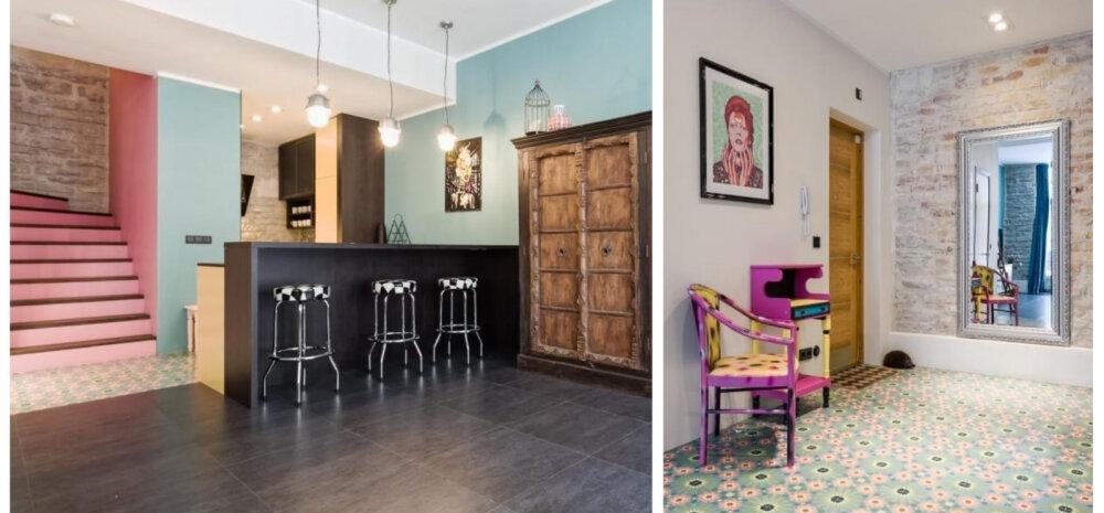 ФОТО | А вы бы хотели там жить? Cмотрите, как выглядит роскошный лофт в бывшей мебельной фабрике!