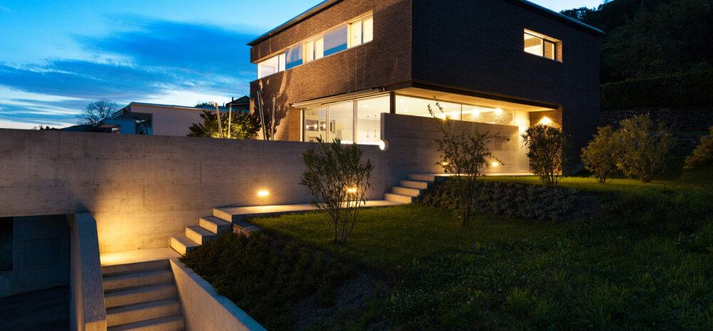 NÕUANDEID | Hästi valitud õuevalgustus pikendadab valget aega