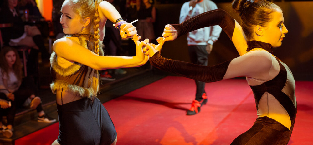 7 taevakeha, mida Baltic Sessioni Vogue Ball'i tantsulahingutes kohtab