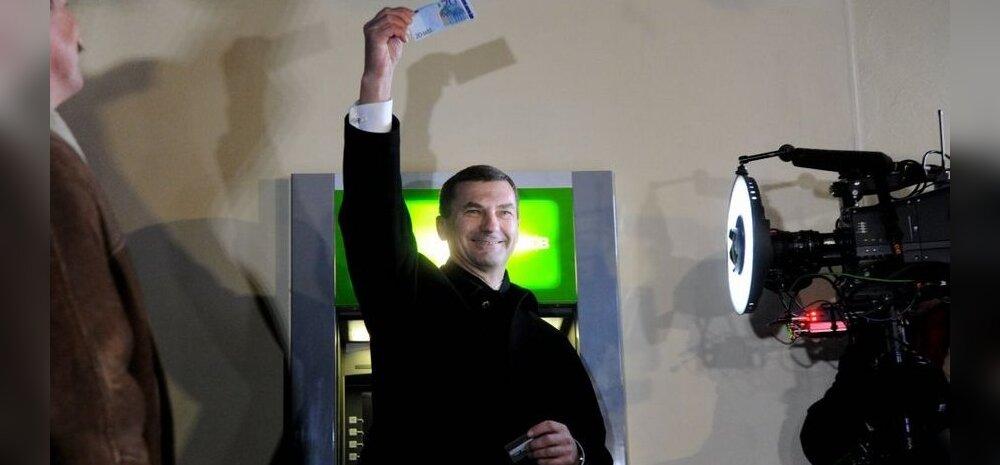 Eesti ajalooline sularahaautomaat kolitakse praegusest kohast minema