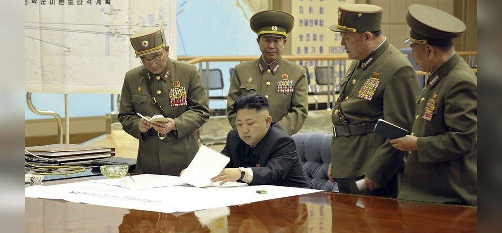 Põhja-Korea rünnakuplaan