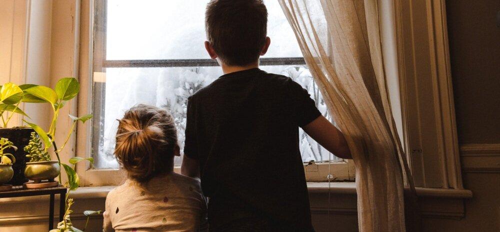 Kuidas me lastele parimat soovides neile hoopis halvima kaela toome