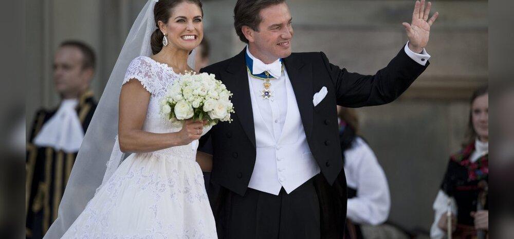 Printsess Madeleine'i ja Chris O'Neili pulm