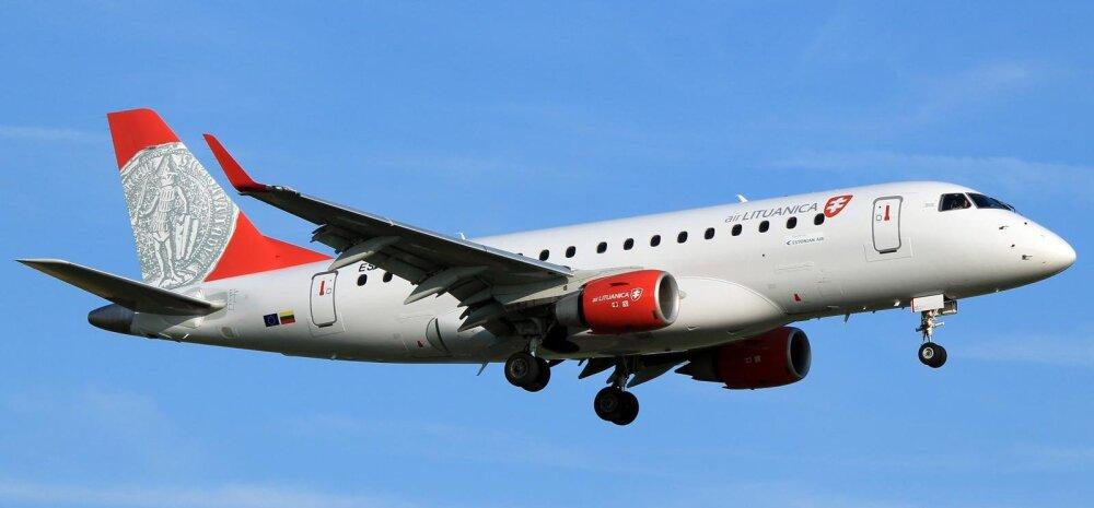 Loe, millised õigused on reisijatel, kelle lennud Air Lituanicaga ära jäid