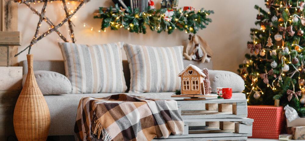 ФОТО | Идеи в новогоднюю копилку: как украсить дом к праздникам