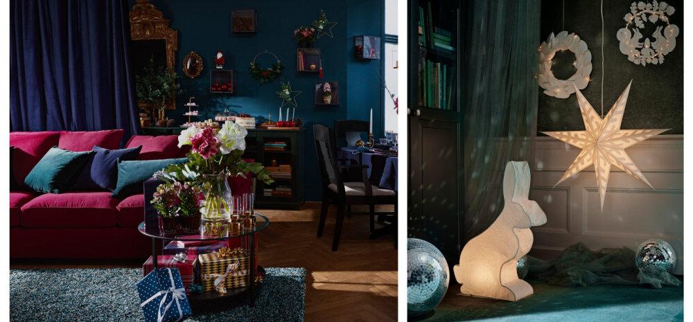 FOTOD | Vaata IKEA imetabast jõulukollektsiooni!