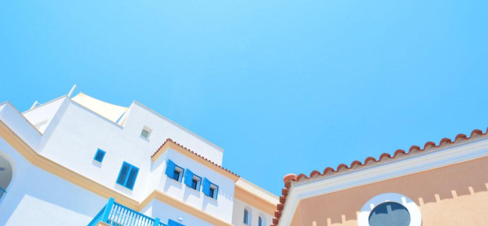 Minu Küpros: Haaran silmadega siinset ümbrust, seda niivõrd teistmoodi eksootilist keskkonda, millest saab minu uus kodu