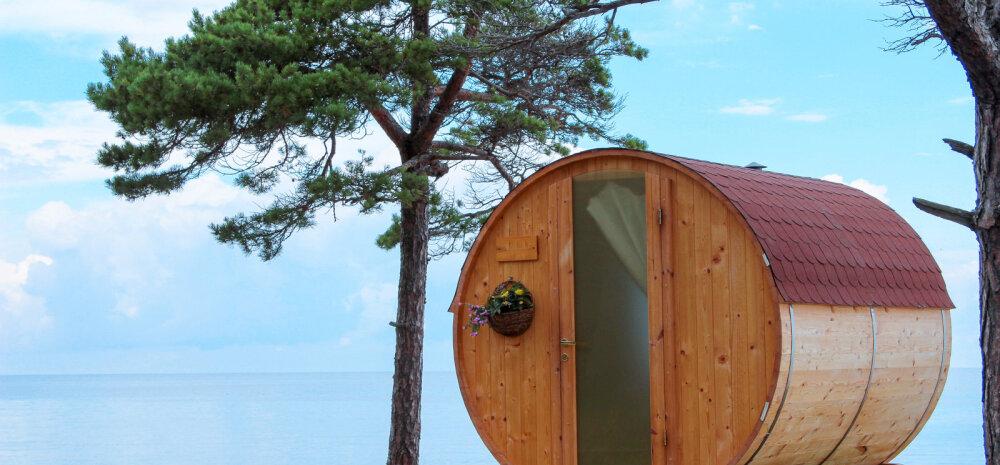 Paar nippi, kuidas ehitada mõnus saun