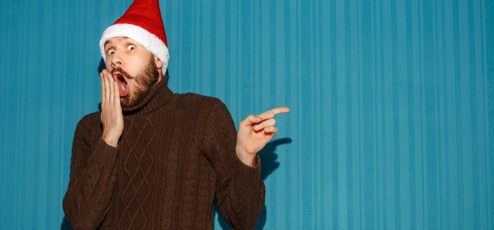 Viis nõksu, kuidas naasta asutuse jõulupeolt sirge seljaga