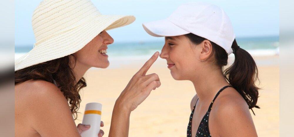Koduste vahenditega päikesepõletuse vastu: kaitse ja ravi!