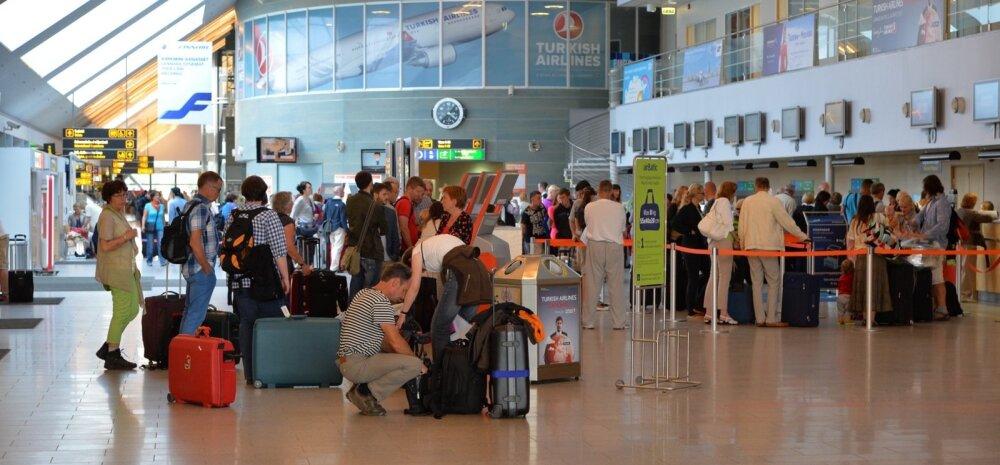 Šokk lennujaamas: Puhkusereisist kujunes 17-tunnine lennuki ootamine
