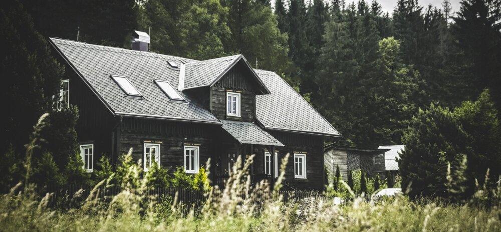 Miks tasuks eelistada puitmaja?