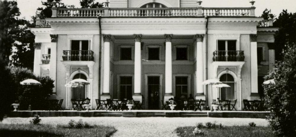 VANAD FOTOD | Tuntud Eesti arhitektuuripärlid, mida enam olemas ei ole