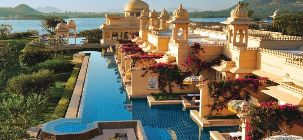 FOTOD: Need on kümme maailma kõige luksuslikumat hotelli
