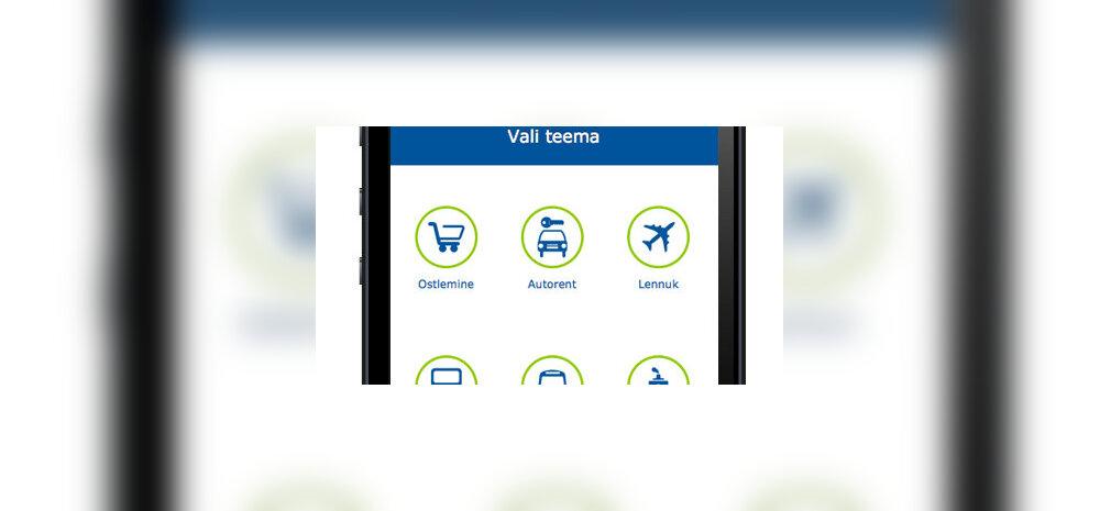 Reisimisel tekkivaid muresid aitab edaspidi lahendada mobiilirakendus
