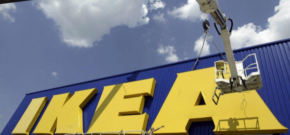 Veel üks põhjus lõunanaabritele külla sõita: Riia saab Baltimaade suurima IKEA
