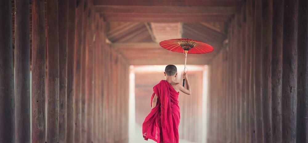 Karma kunst Tiibeti moodi: mõtle endale hea karma. Viis harjutust!