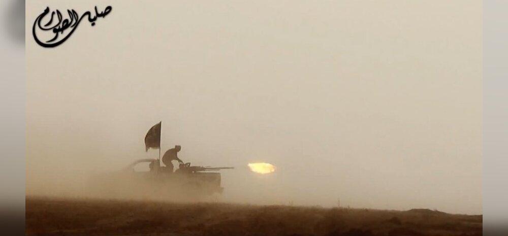 Iraagi pealinna Bagdadit ähvardab surmarünnak