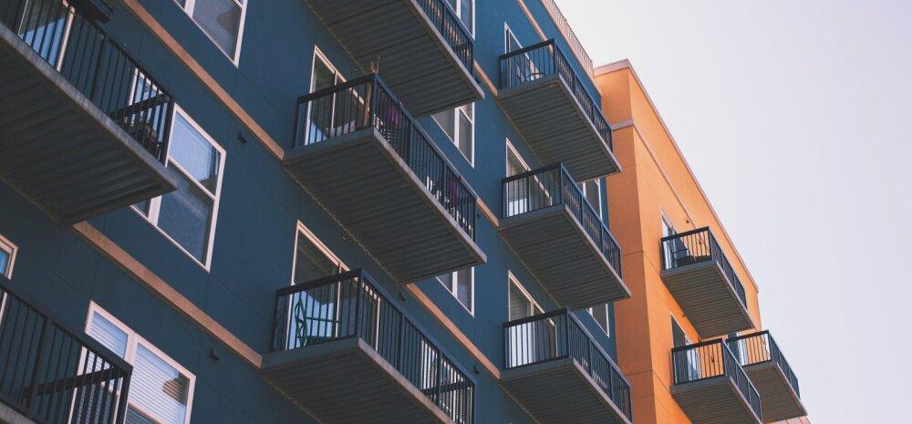 SUUR ÜLEVAADE | Vaata, kui palju on korterite hinnad alates masust kerkinud!