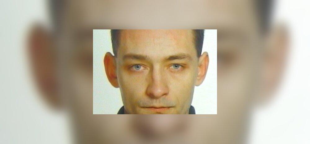 Narva politsei otsib kohtust kõrvale hoidvat meest