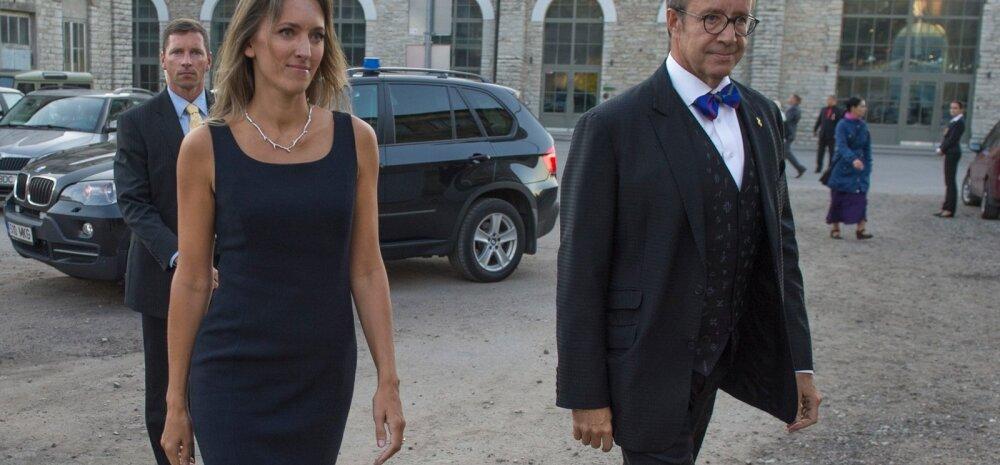 President Ilvese kihlatu varaline seis: korter Gruusias ja kopsakas laen