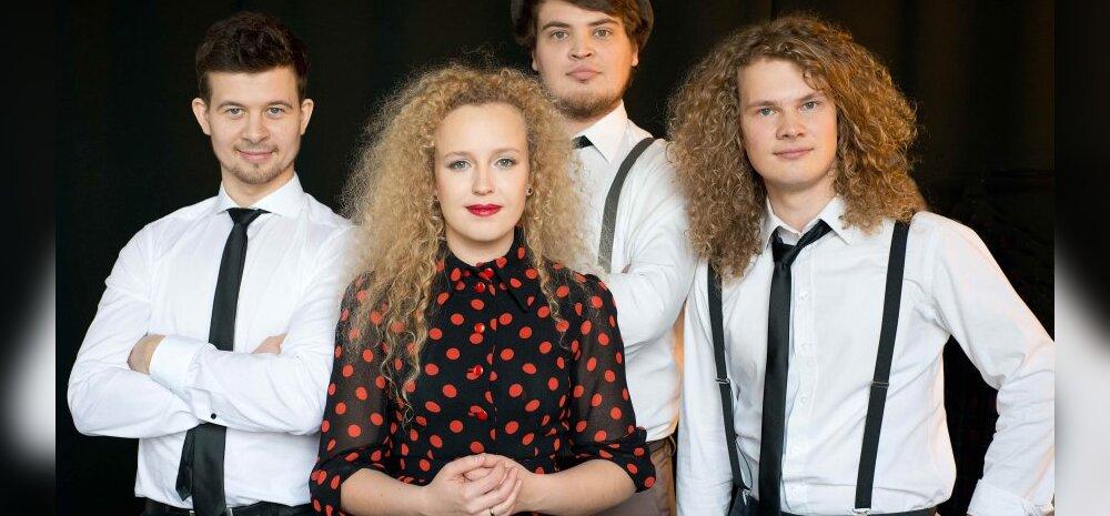 Curly Strings ja Karl-Erik Taukar esinevad Eesti Muusikaauhindadel