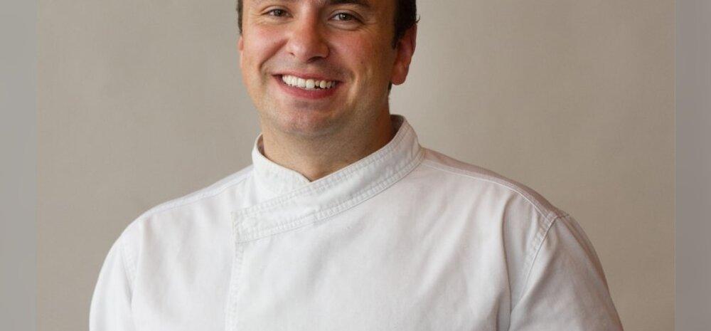 Dmitri Haljukov ja restoran CRU