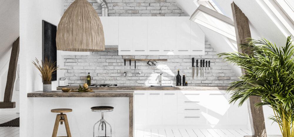 Kümme põhilist viga, mida köögi planeerimisel tegema kiputakse
