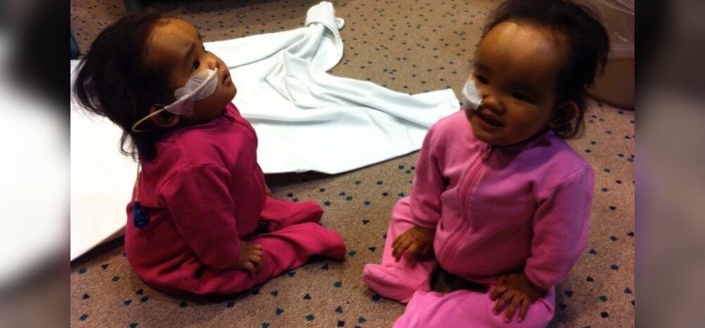 Saatuslik valik: isa saab päästa vaid ühe oma kaksikutena sündinud tütardest