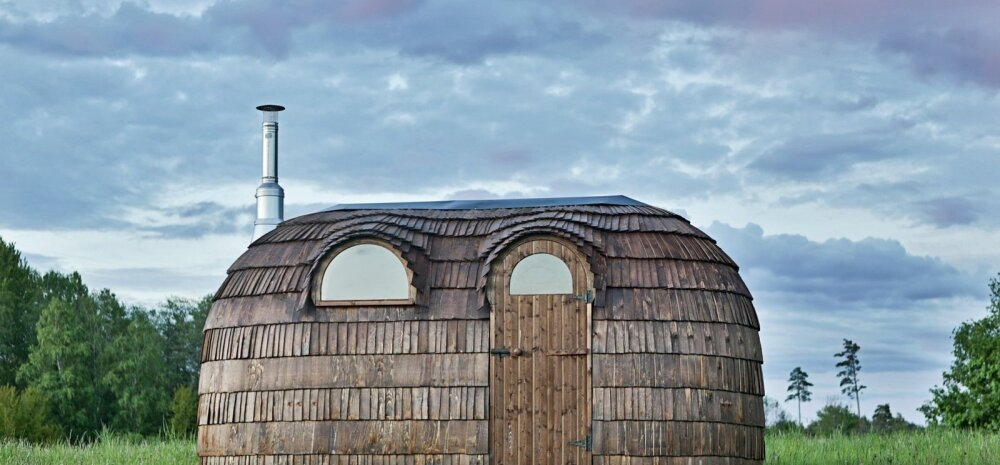 ФОТО | Плагиат! Эстонский производитель бань подал в суд на латвийскую компанию