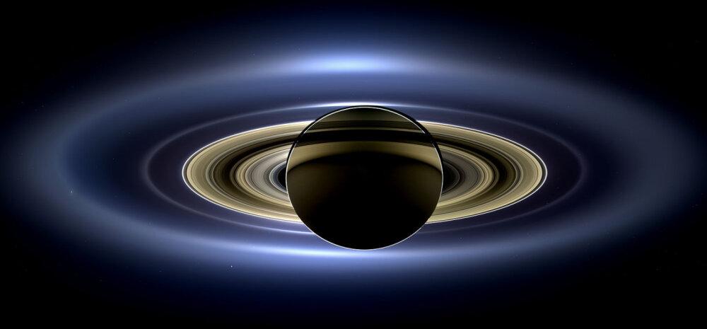 Lihtsale küsimusele mitu vastust: Kui mitu rõngast on Saturnil?