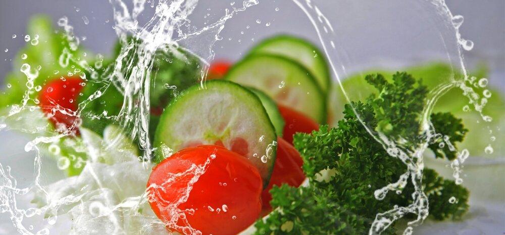 СОВЕТЫ   Какие продукты лучше не мыть перед употреблением