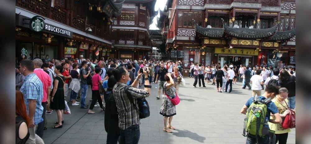 Hiina, Shanghai