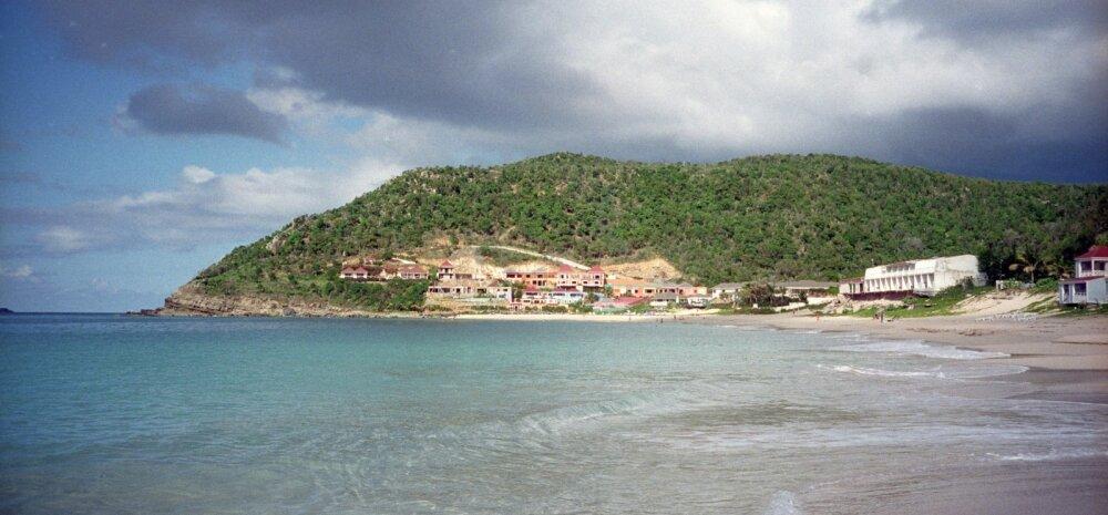 Saint Barthélemy saar.